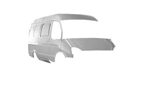 Цвета кузова 2705 ГАЗель-Бизнес